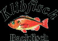 Logo Restaurantschiff Klibfisch Backfisch